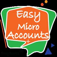 Easy Micro Accounts+